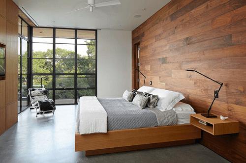 inspirasi contoh desain kamar tidur mewah minimalis