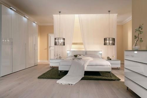 Desain Tempat Tidur Modern Minimalis