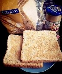 Gambar Roti Gandum Coklat Sari Roti