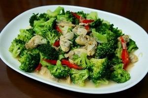 Gambar sayuran brokoli